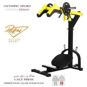 دستگاه هاگ و ساق پا EH450
