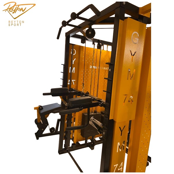 دستگاه بدنسازی خانگی Titan GYM74 - (R2) 1