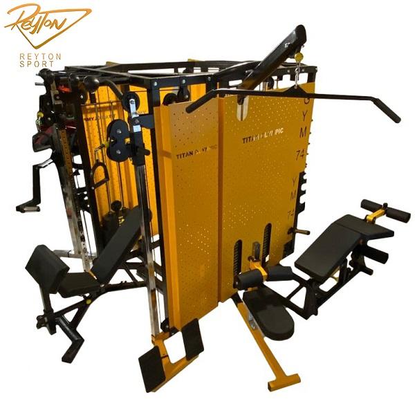 دستگاه بدنسازی خانگی Titan GYM74 - (R2)