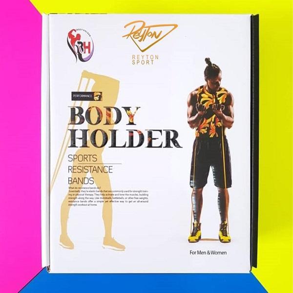 کش مقاومتی Body holder سطح F