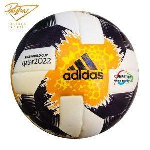 توپ فوتبال پرسی آدیداس adidas طرح جام جهانی 2022 قطر