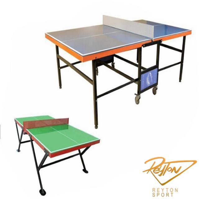 میز پینگ پنگ شیشه ای | مدل P