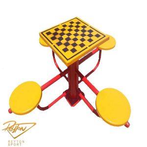 میز شطرنج پارکی