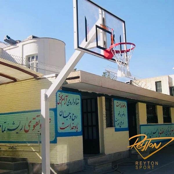 دستگاه بسکتبال مدرسه ای