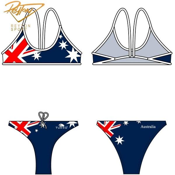 مایو ساحلی زنانه توربو Australia   3336