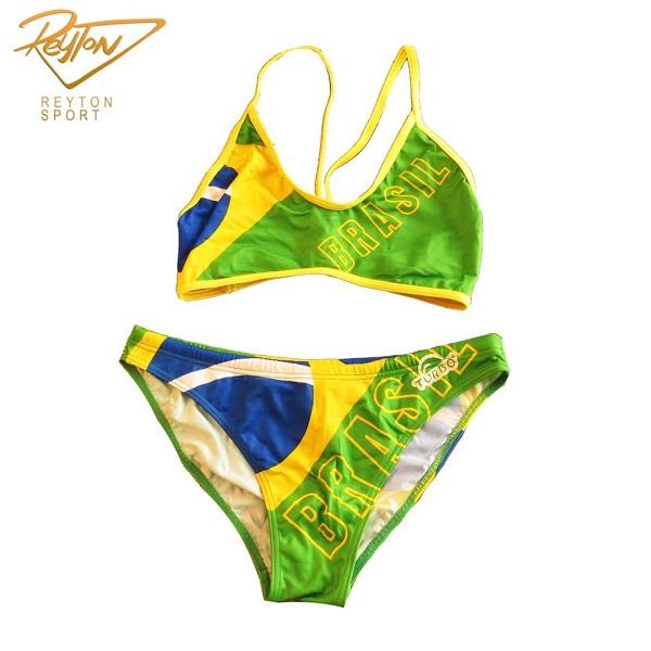 مایو ساحلی زنانه توربو Brasil   463