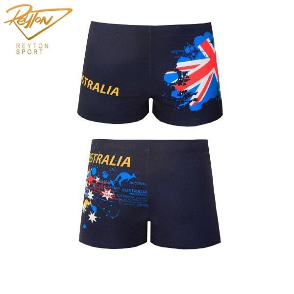 مایو شنا مردانه توربو Boxer Full Australia | 3161