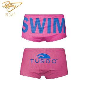 مایو شنا استقامتی مردانه توربو Drag Suit Pink | 3067