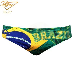 مایو واترپلو مردانه توربو Brasil #R   2683