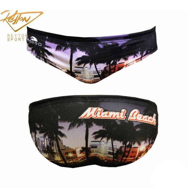 مایو واترپلو مردانه توربو Miami Beach | 2231