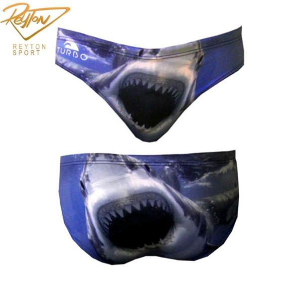 مایو واترپلو مردانه توربو Shark | 2147