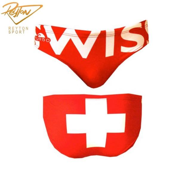 مایو واترپلو مردانه توربو Swiss | 2148