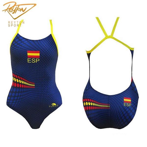مایو شنا زنانه توربو Espana Thin Strap | 2114