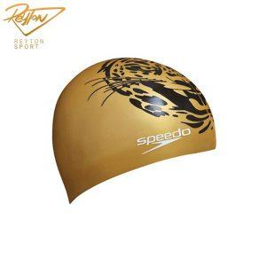 کلاه شنا اسپیدو Slogan Cheetah | 2562