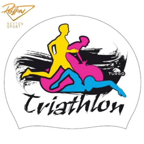 کلاه شنا توربو TRIATHLON | 3450