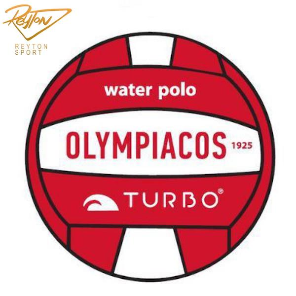 توپ واترپلو توربو سایز 3 (نوجوانان) OLYMPIACOS | 3428