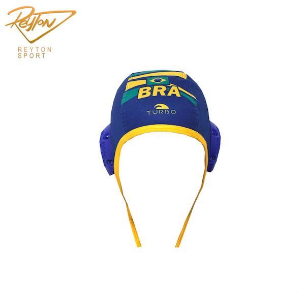 کلاه واترپلو توربو Brasil | 2769