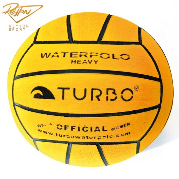 توپ واترپلو TURBO® Heavy Ball Women 800gr   1904
