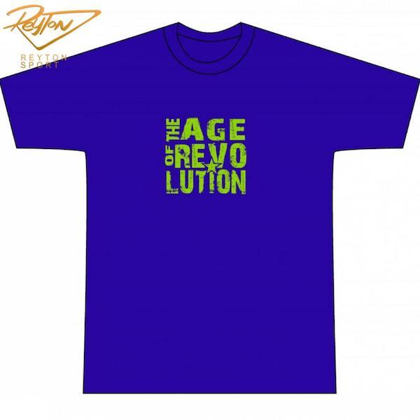 تی شرت توربو Revolution - Blue | 3371