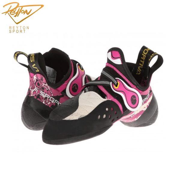 کفش سنگنوردی سلوشن لسپورتیوا LASPORTIVA Solution Shoe