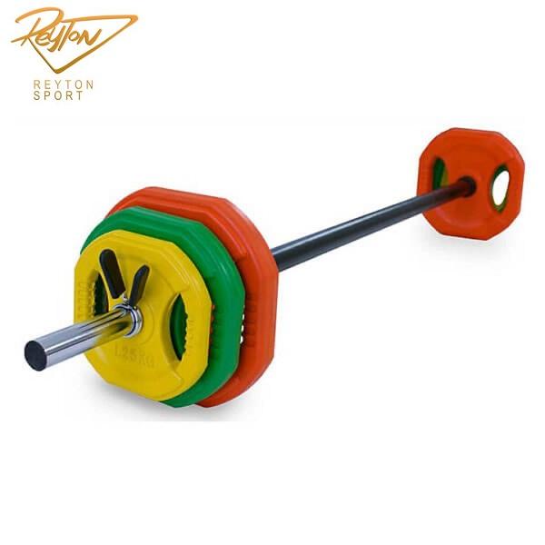 هالتر بادی پمپ وزنه دار رنگی - 104