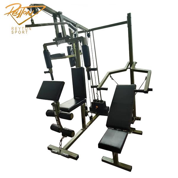 دستگاه مولتی جیم خانگی Fitness Shaoo New