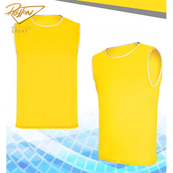 کاور ورزشی فلامنت زرد