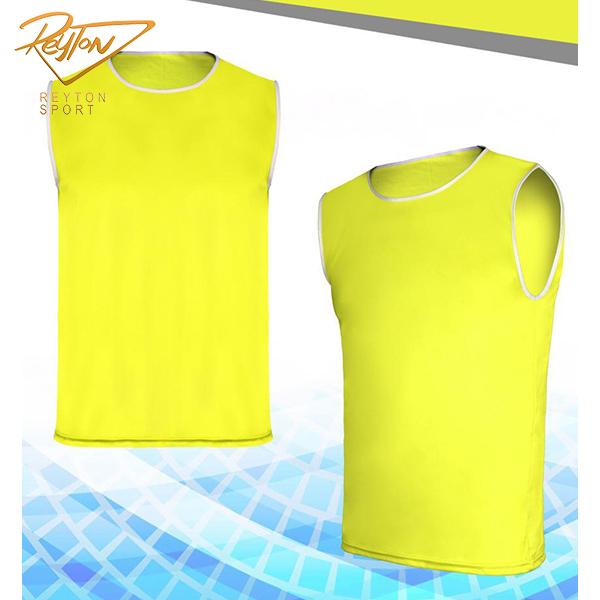کاور ورزشی فلامنت زرد فسفری