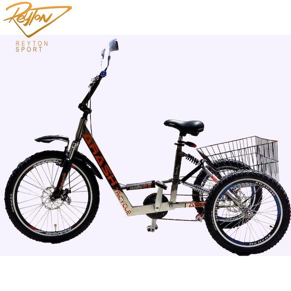 سه چرخه آرش مدل آوا استیل ۲۴-۲۶