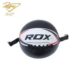 کیسه بوکس گلابی دو طرفه چرم RDX