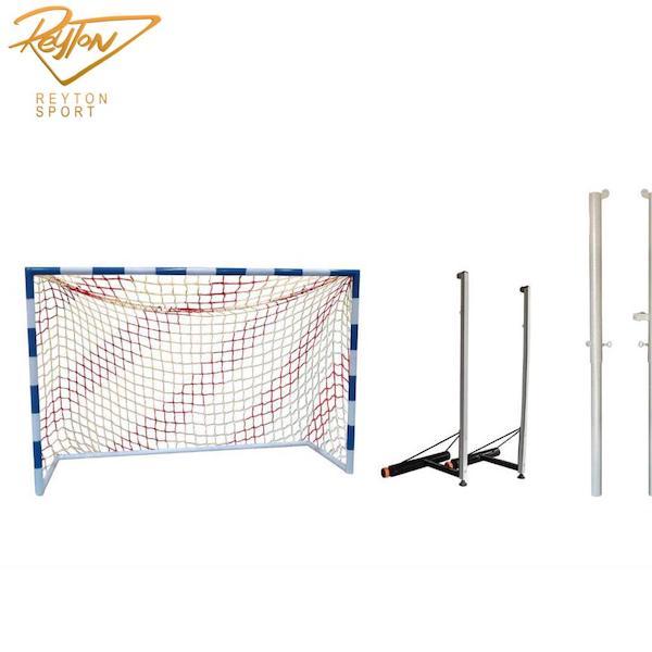 دروازه فوتسال - پایه والیبال - پایه بدمینتون - تور هندبال و فوتسال
