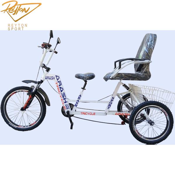 سه چرخه آرش مدل پارمیس دو نفر۲۰-۲۴