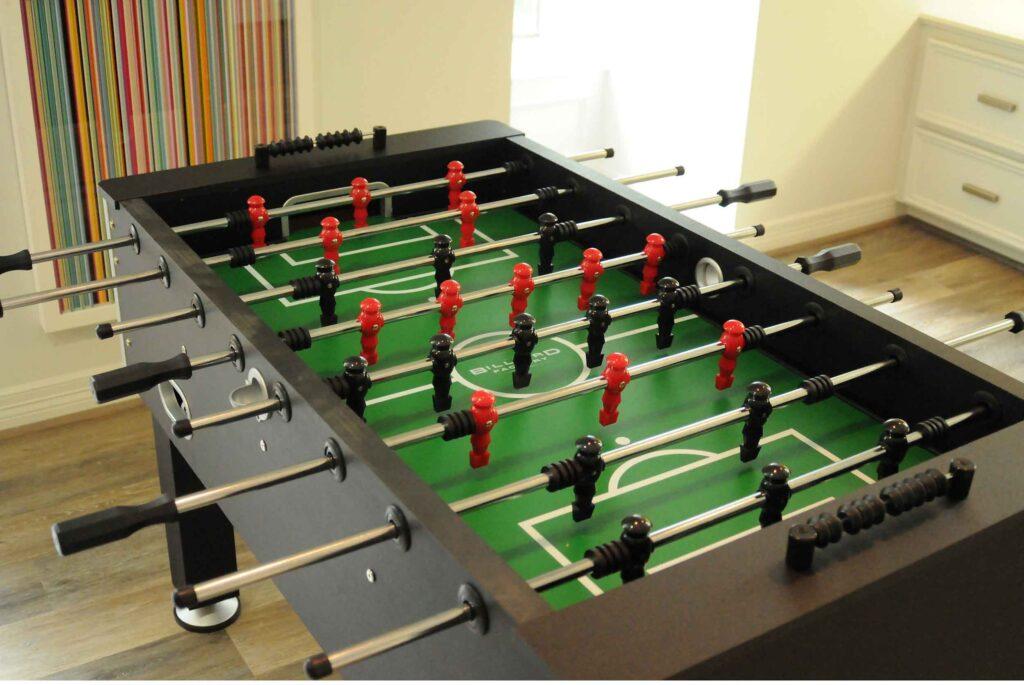 میز فوتبال دستی