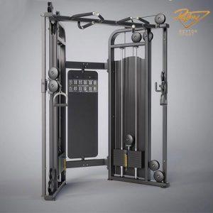 دستگاه کراس آور دست جمع DHZ E1017C