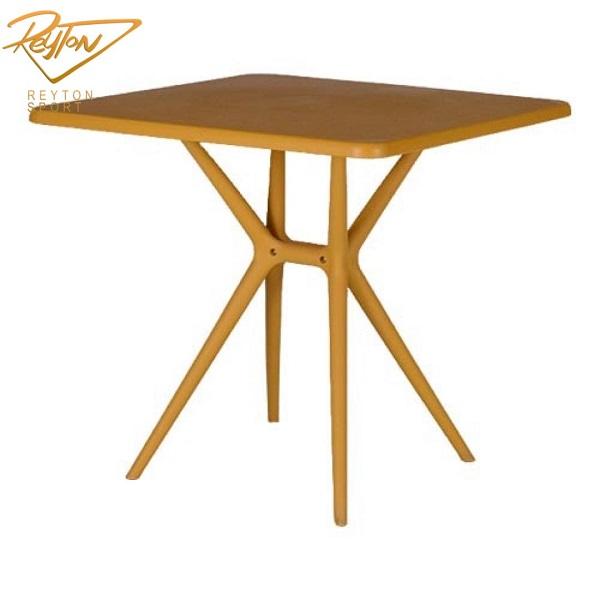 میز مربع تیکا