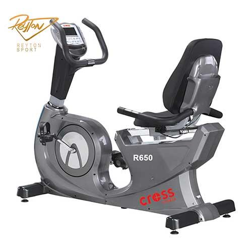 دوچرخه ثابت نشسته CrossFitness R650